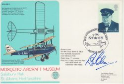 1975-02-22 Mosquito Aircraft Museum Signed (78157)