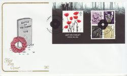 2006-11-09 Lest We Forget M/S Whitehall FDC (78531)