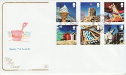 2007-05-15 Beside the Seaside Stamps Brighton FDC (78539)