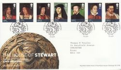 2010-03-23 House of Stewart Stamps T/House FDC (78572)