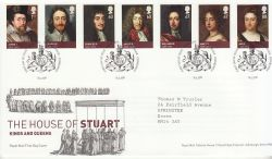 2010-06-15 House of Stuart Stamps T/House FDC (78574)