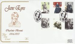 2005-02-24 Jane Eyre Stamps Thornton FDC (78593)