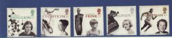 1996-08-06 Europa Famous Women Used Set (78628)