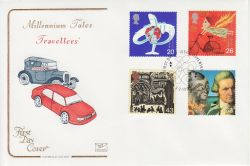 1999-02-02 Travellers Tale Stamps Coventry FDC (78699)