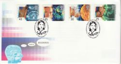 1994-09-27 Medical Discoveries Stamps London SE1 FDC (79533)