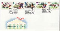 1994-08-02 Summertime Stamps Isle of Wight FDC (79534)