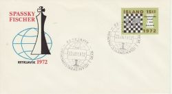 1972 Iceland World Chess Championship Souv (80166)