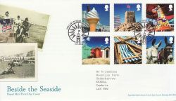 2007-05-15 Beside the Seaside T/House FDC (80198)