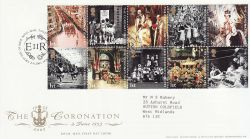 2003-06-02 Coronation Stamps T/House FDC (80463)