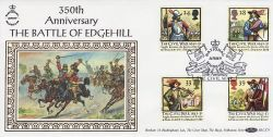1992-06-16 Civil War Stamps NAM Chelsea SW3 FDC (80734)
