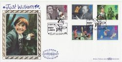 1996-09-03 Children's TV Characters Bury Lancs FDC (80884)