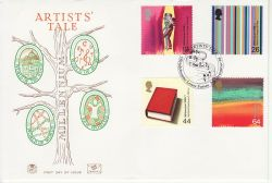1999-12-07 Artists Tale Stamps Glyndebourne FDC (81168)