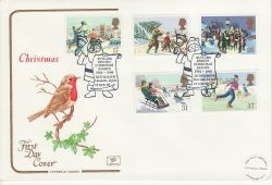 1990-11-13 Christmas Stamps Bethlehem FDC (81353)