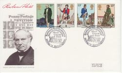 1979-08-22 Rowland Hill Stamps Birmingham FDC (81664)