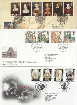 1997 Bulk Buy x9 FDC From 1997 Special Pmks (81890)