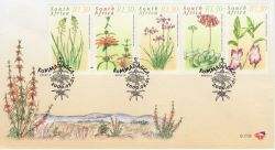 2000-08-01 South Africa Medicinal Plants Stamps FDC (82978)