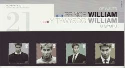 2003-06-17 Prince William Stamps Pres Pack 348 (82995)