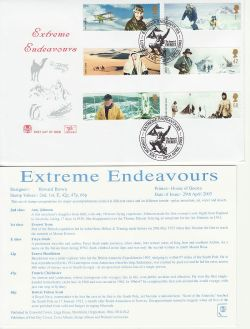 2003-04-29 Extreme Endeavours Stamps London SW1 FDC (83253)