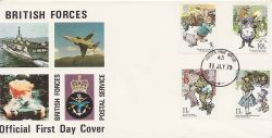 1979-07-11 Year Of The Child FPO 43 cds FDC (84270)