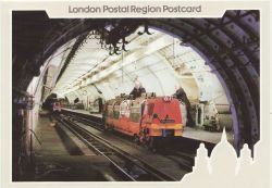 1983-04-25 Post Office Railway LPR 3 FDOS Card (84300)