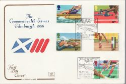 1986-07-15 Sport Stamps Henley on Thames FDC (84322)