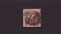 1855-57 QV SG66 4d used stamp (qvb64)