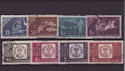 1958 Rumania Stamp Centenary SG2617/24 Used Set (S2424)