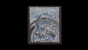 1902-13 KEVII SG231 2½d blue used (S2551)