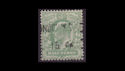 1902-13 KEVII SG217 ½d pale yellowish green used (S2568)