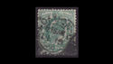 1902-13 KEVII SG215 ½d blue-green used (S2575)