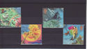2001-03-13 SG2197/2200 Weather Stamps Used Set (S2861)