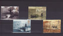 2001-04-10 Submarines Stamps Used Set (S2868)