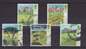 1994-07-05 Scottish Golf Courses Used Set (S2881)