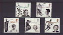1996-08-06 Europa Famous Women Used Set (S2882)