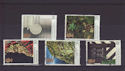 1995-04-11 National Trust Stamps Used Set (S2907)