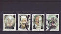 1997-05-13 SG1980/3 Tales Of Terror Stamps Used Set (S2912)