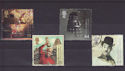 1999-06-01 Entertainers Tale Stamps Used Set (S2913)