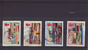 1993-07-20 Waterways Stamps Used Set (S2914)