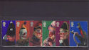 2001-09-04 Punch and Judy Stamps Used Set (S2929)