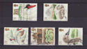 1993-01-19 Swan Stamps Used Set (S2931)
