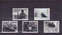 2001-02-13 Cats and Dogs Stamps Used Set (S2941)