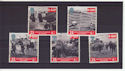 1994-06-06 D-Day Stamps Used Set (S2975)