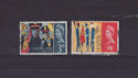 1965-08-09 Salvation Army Stamps Used Set (s2988)