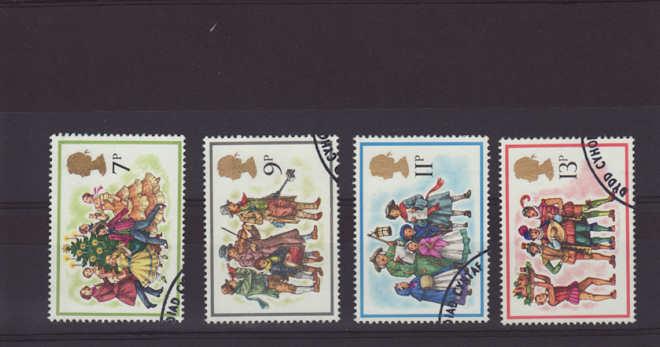 Christmas Stamps 1978