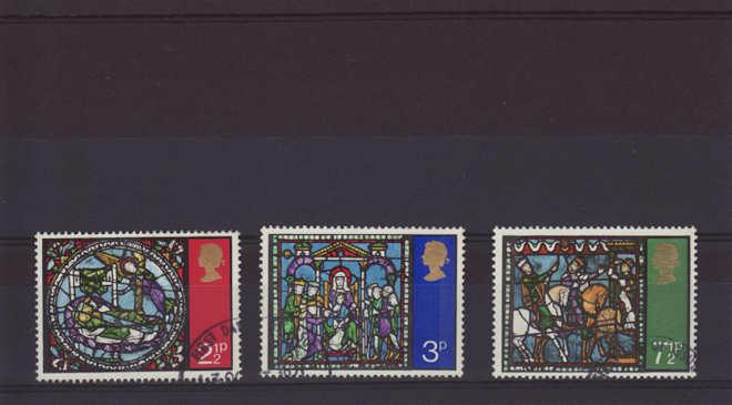 Christmas Stamps 1971
