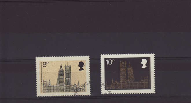 Parliamentary Conference Stamps 1973