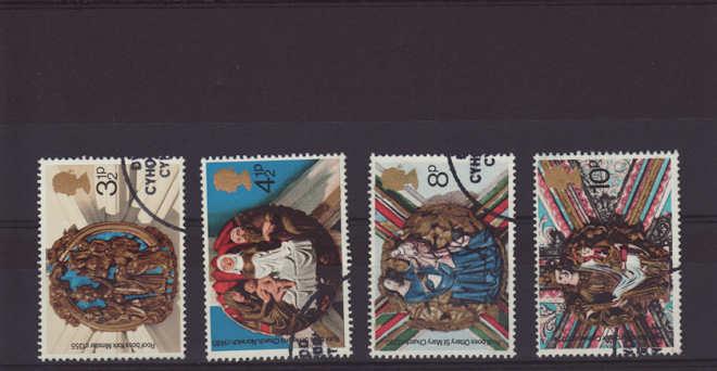 Christmas Stamps 1974