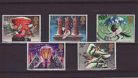 Christmas Stamps 1983