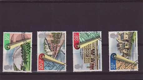 Urban Renewal Stamps 1984