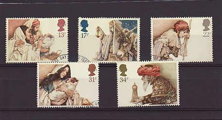 Christmas Stamps 1984